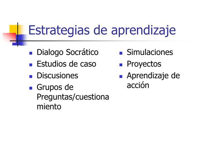 Dialogo Socrático