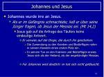 johannes und jesus2