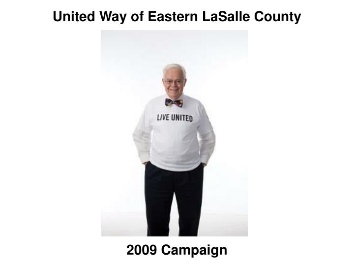 United Way of Eastern LaSalle County
