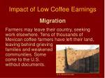 impact of low coffee earnings2
