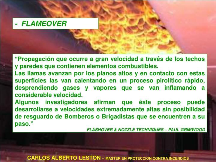 CARLOS ALBERTO LESTON -