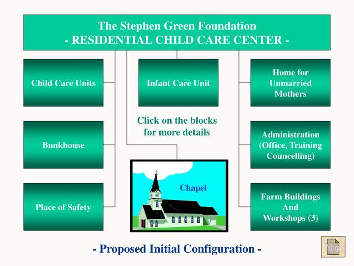 The Stephen Green Foundation