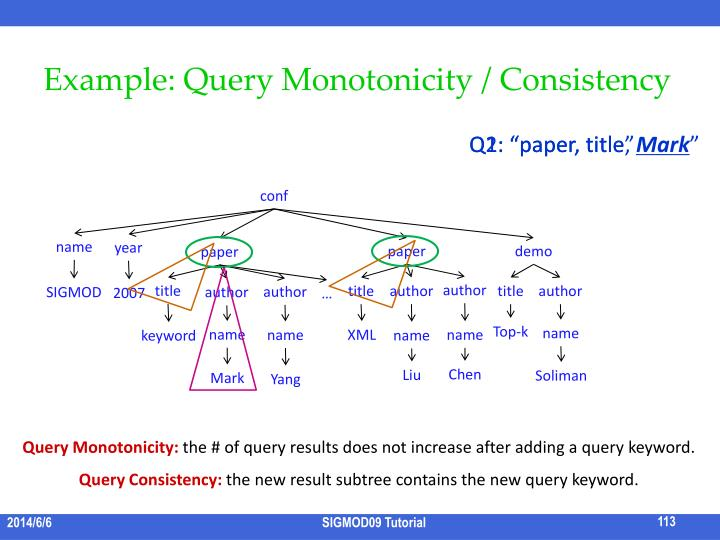 Example: Query