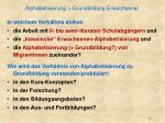 alphabetisierung grundbildung erwachsener
