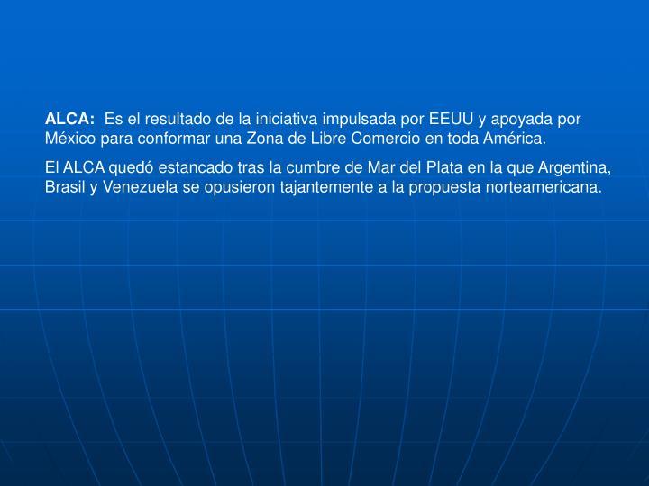 ALCA: