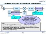 reference design a digital starring receiver