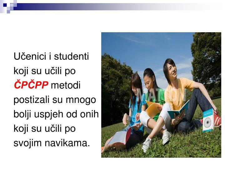 Učenici i studenti