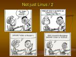 not just linus 2