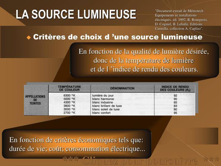 """""""Document extrait de Mémotech Equipements et installations"""