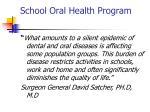 school oral health program1