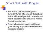 school oral health program6