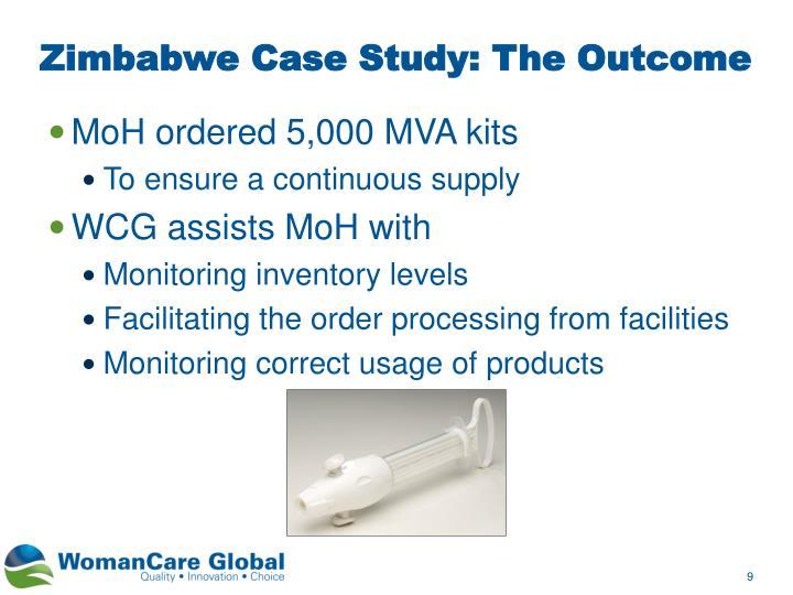 Zimbabwe Case Study: