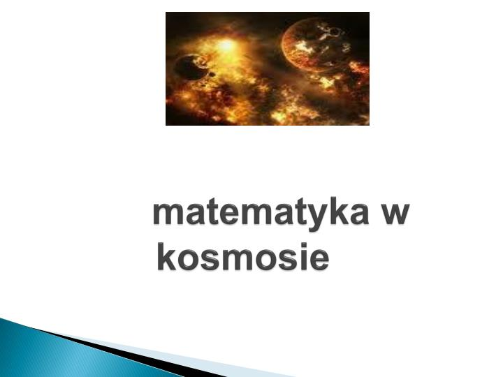 matematyka w