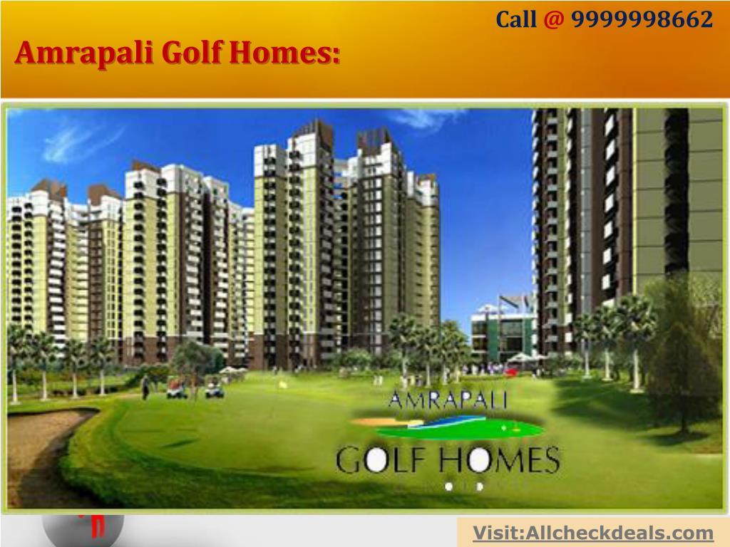 Amrapali Golf Homes: