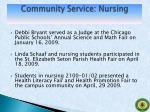 community service nursing1