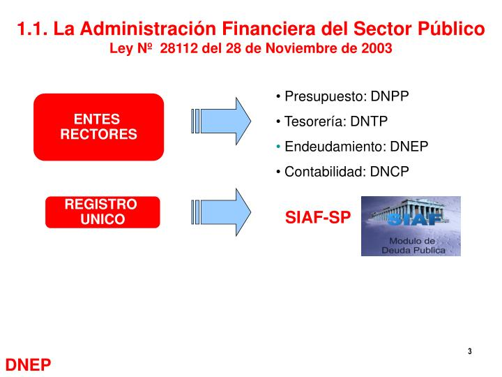 Presupuesto: DNPP