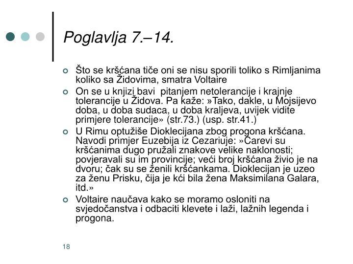 Poglavlja 7.–14.