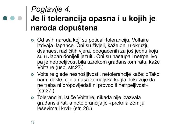 Poglavlje 4.
