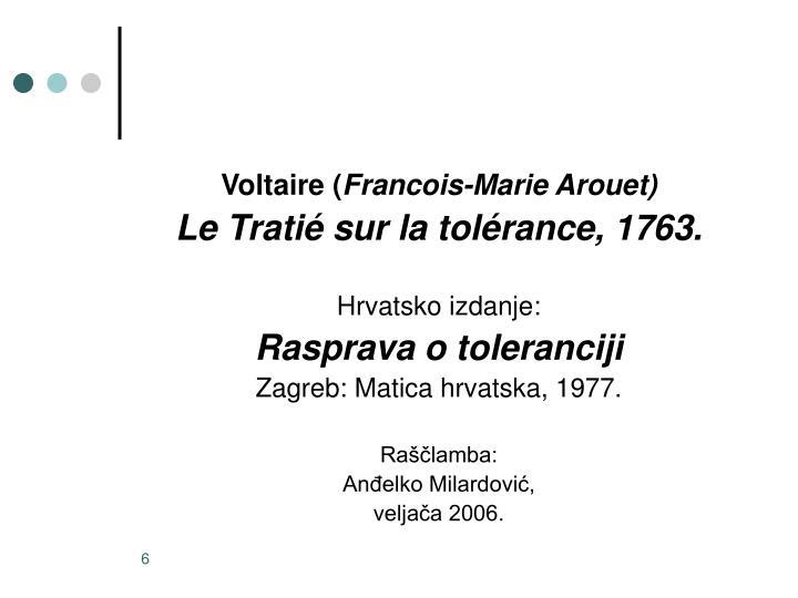 Voltaire (