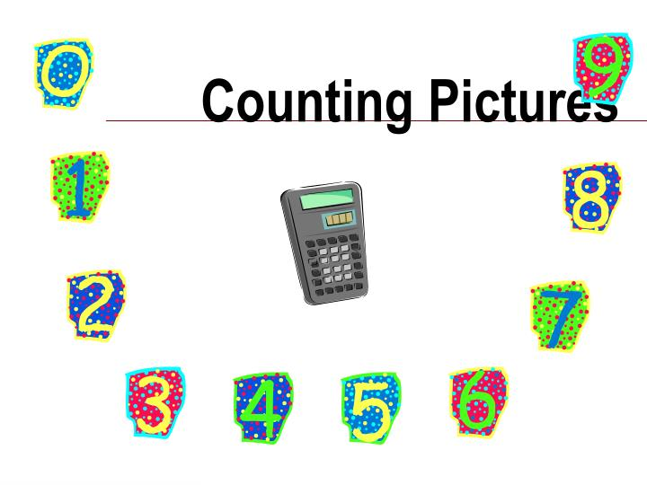 Counting Pictures