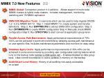 mimix 7 0 new features 2 2