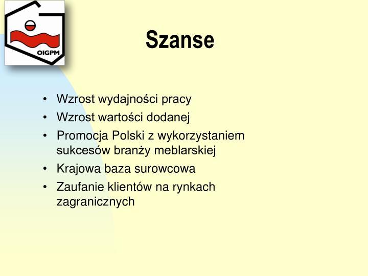 Szanse