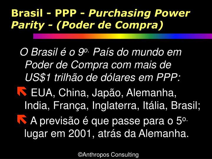 Brasil - PPP -
