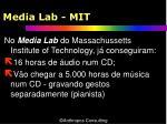 media lab mit