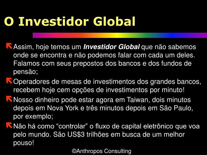 O Investidor Global