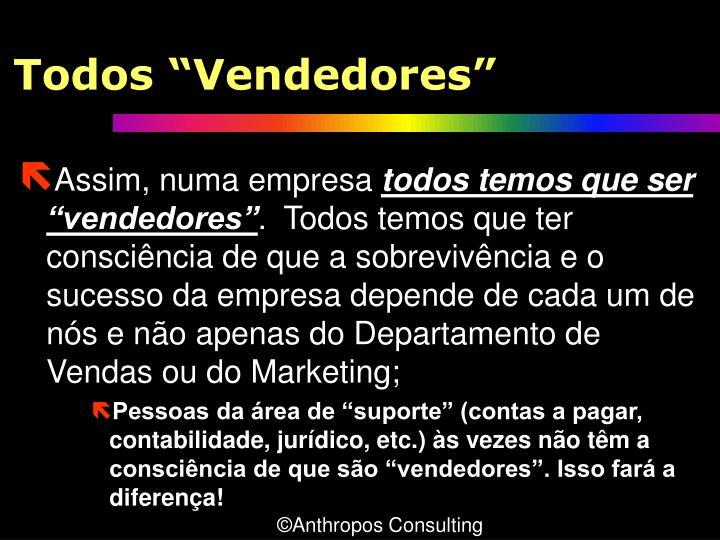 "Todos ""Vendedores"""