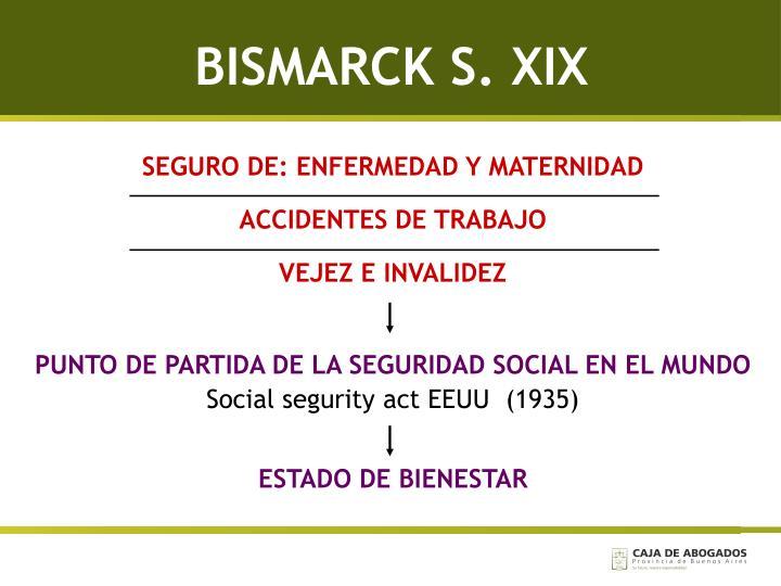 BISMARCK S. XIX