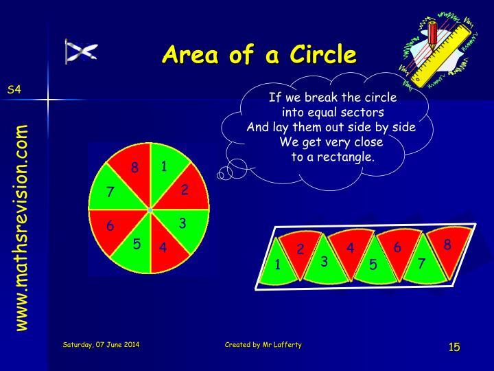 If we break the circle