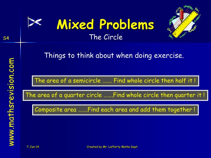 Mixed Problems