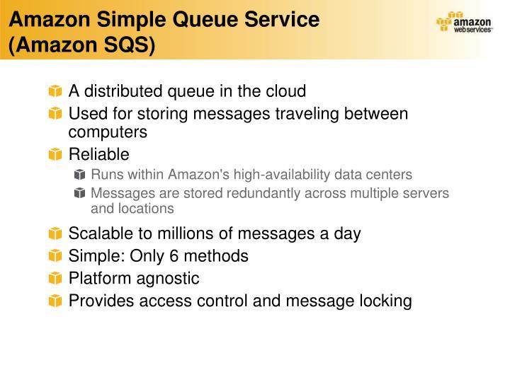 Amazon Simple Queue Service
