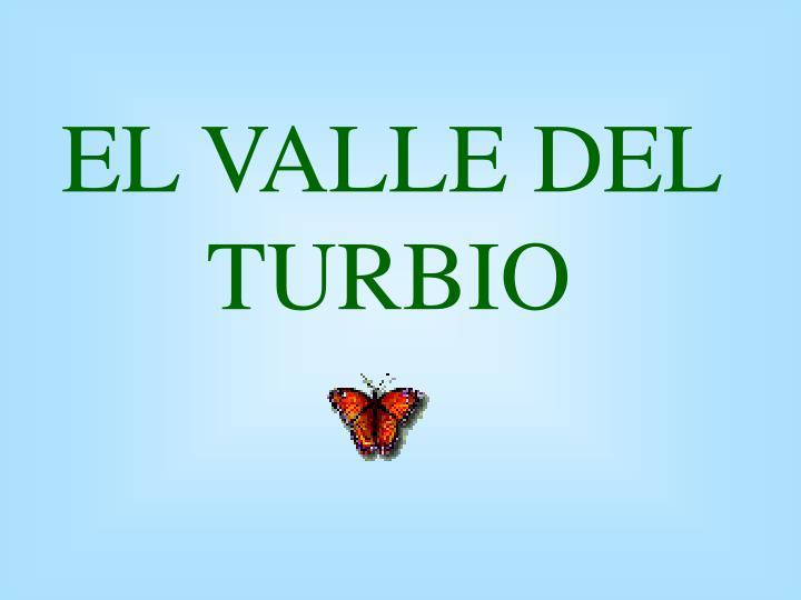 EL VALLE DEL