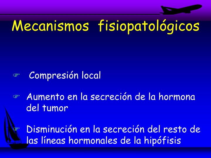 Mecanismos  fisiopatológicos
