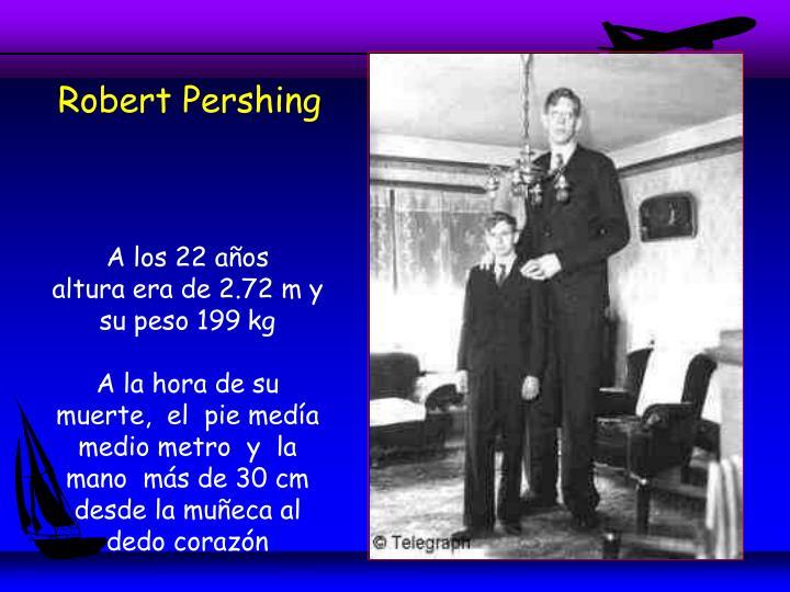 Robert Pershing