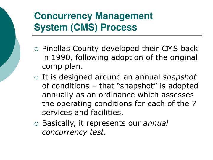 Concurrency Management