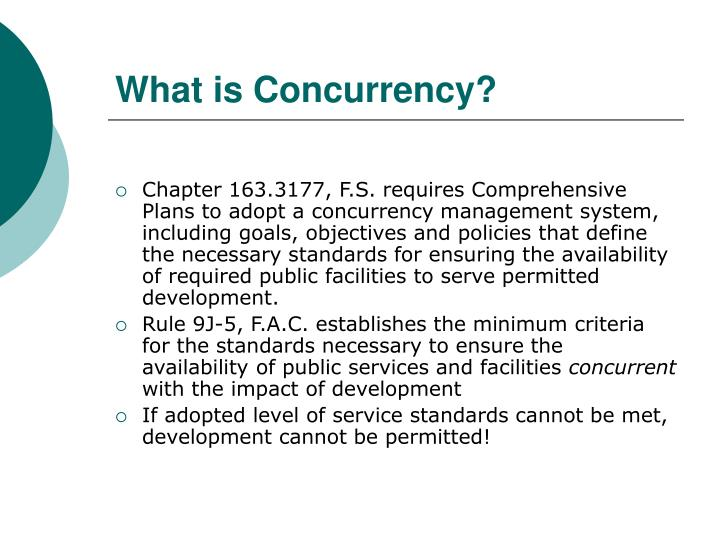 What is Concurrency?