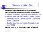 communication plan2