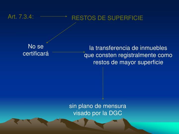 Art. 7.3.4: