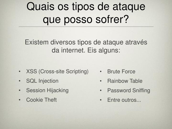 XSS (Cross-site Scripting)