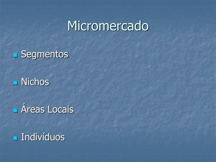 Micromercado