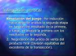 integraci n vertical7