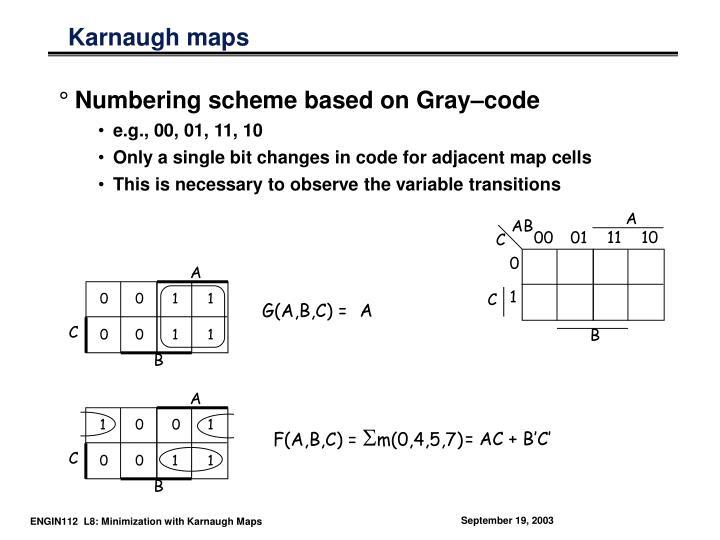 G(A,B,C) =