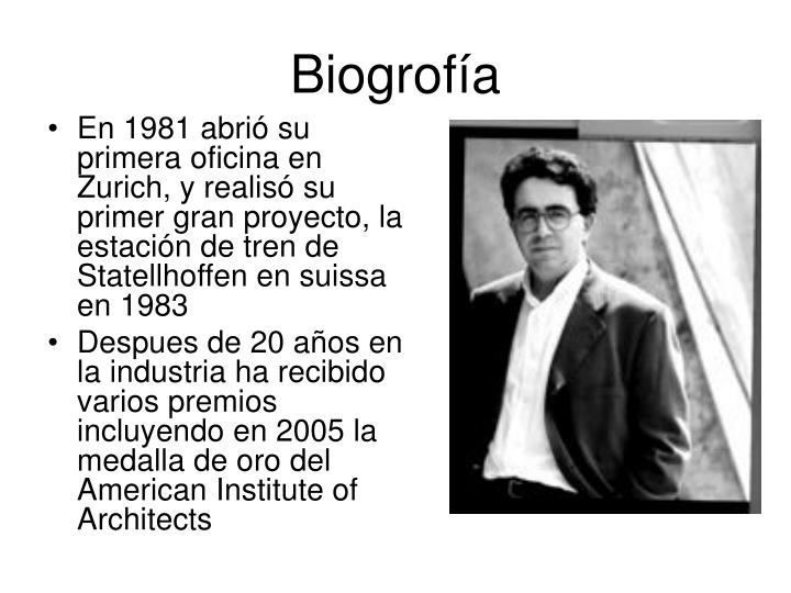 Biogrof