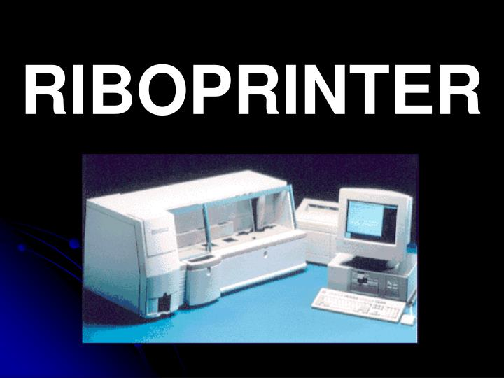 RIBOPRINTER