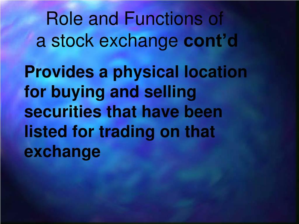 Role of broker in forex trading