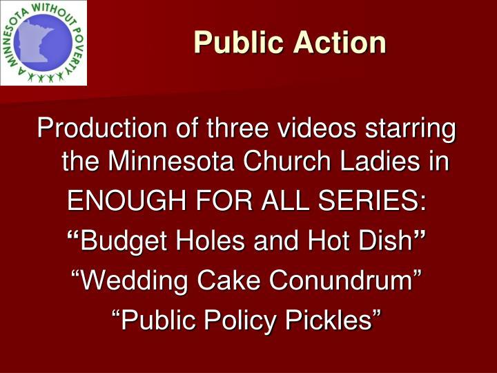 Public Action