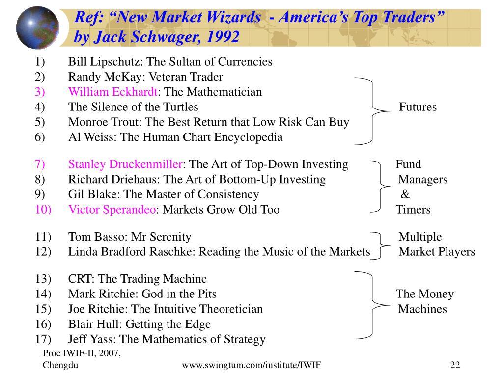 Steve lescarbeau trading system